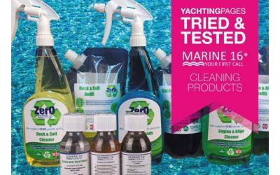 Importeurschap Marine 16